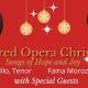 A Sacred Opera Christmas