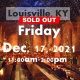 SOLD OUT: LOUISVILLE, KY: A Wizard's Christmas Dinner & Marketplace FRIDAY
