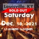 LOUISVILLE, KY: A Wizard's Christmas Dinner & Marketplace SATURDAY