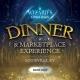 LOUISVILLE, KY: A Wizard's Christmas Dinner & Marketplace WEDNESDAY 11AM