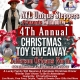 4th Annual Christmas Toy Giveaway