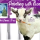 Painting with Goats: Christmas Tree!