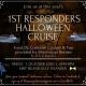 1st Responders Halloween Cruise