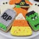 Mommy & Me Halloween Cookie Decorating at M & M Farms!