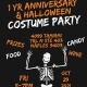 1 Year Anniversary and Halloween Costume Party