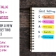 Free Seminar: Preparing for a New Year of Resetting Goals