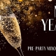 New Year Eve Mixology Event