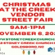 Christmas At The Creek Vendor Street Fair