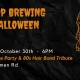 80s Halloween Party at Big Top Brewing