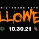 A Nightmare Before Halloween