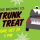 Trunk or Treat at Broke Brewing Co.