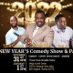New Year's Eve Comedy Show and Count Down Party