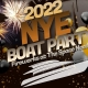 New Years Eve 2022 Fireworks Boat Party