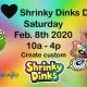 We Love Shrinky Dinks Day!