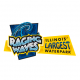 ILLINOIS' LARGEST WATERPARK – RAGING WAVES – ANNOUNCES SUMMER PROGRAMMING AND KICKS OFF 12TH FAMILY-FRIENDLY SEASON MEMORIAL DAY WEEKEND