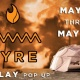 REPLAY LINCOLN PARK GETS 'IN OVER THEIR HEADS' PLANNING FYRE FESTIVAL: THE POP-UP