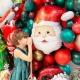 Luft Balloons Launches Santa Wonderland Outpost