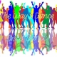 Disco Dance Group and Party