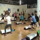 BODYPUMP (weight training) at Studio Jear Group Fitness