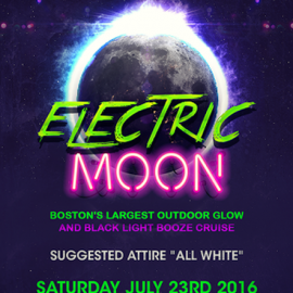 Electric Moon Boat Cruise