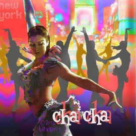 7pm Beginner Cha-Cha FREE All Month!
