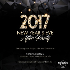 2017 New Year's Eve After Party