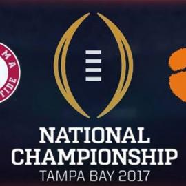 National Championship Saturday Night Bash!
