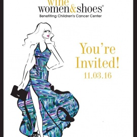 4th Annual Wine, Women & Shoes 2016