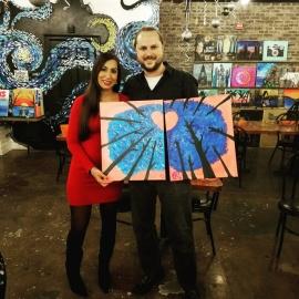 Valentine's Day at Studio Cellar