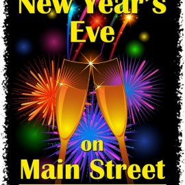 2016 New Years Eve on Main Street