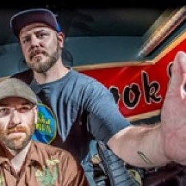The Goodfoot's 14th Annual NYE Bash featuring The Quick & Easy Boys 2016