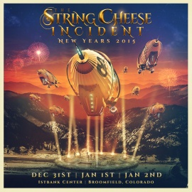 The String Cheese Incident NYE 2016