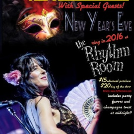 Rhythm Room New Years Eve 2016