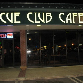 KARAOKE by Jungle Entertainment at THE CUE CLUB CAFE!!!