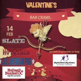 Stupid Cupid Bar Crawl