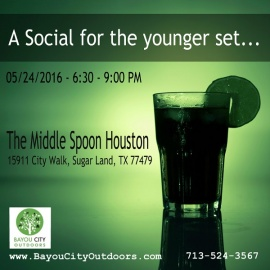 BCO A Social for the younger set...