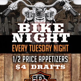 Stamford Bike Night Events