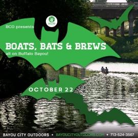 NEW DATE BCO presents BOATS, Bats & Brew
