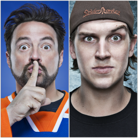 Jay and Silent Bob Get Old at Fan Expo Dallas