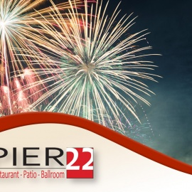 PIER 22's Annual Fourth of July Fireworks Celebration and Pig Roast