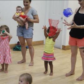 Creative Dance Workshop for Dance Educators