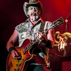 Ted Nugent @ Ruth Eckerd Hall