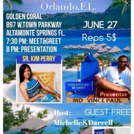 Orlando Launch Party