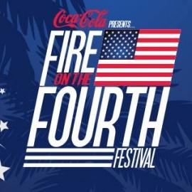 Coca-Cola Presents Miami Beach Fire On The Fourth