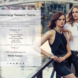 Aristocrazy Summer Soirée