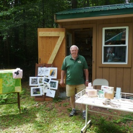 Center for Wildlife Summer Docent Tours!
