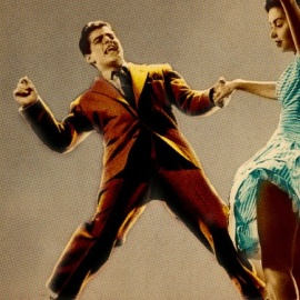 7pm Beginner East Coast Swing FREE All Month!