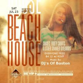 Beach House @ The Greatest Bar