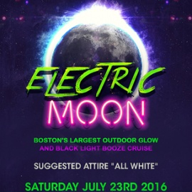 Electric Moon Boat Cruise | 7.23.16