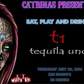 Summer Sessions: Eat, Play and Drink T1 Tequila